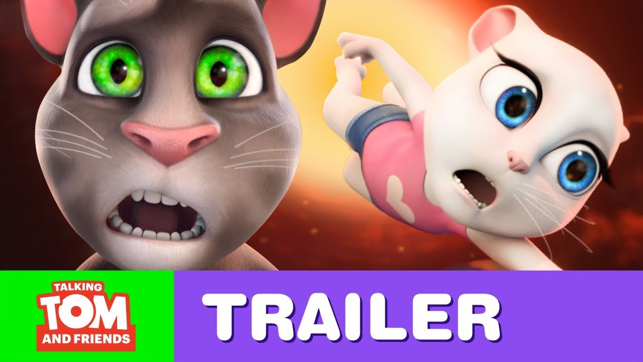 Download Talking Tom and Friends - Season 3 Trailer