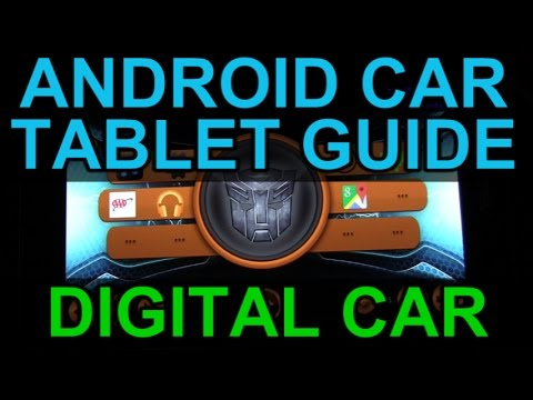 android car tablet guide digital car app review and. Black Bedroom Furniture Sets. Home Design Ideas