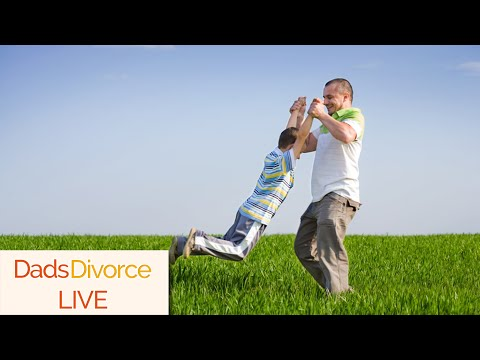 Reuniting Homeless Fathers With Their Children – DadsDivorce LIVE