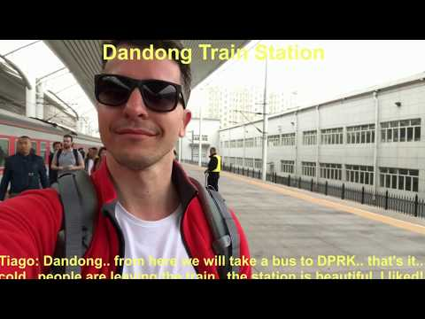 Road to Pyongyang - North Korea (DPRK) Marathon Travel