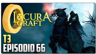 LOCURACRAFT 3 - EP 66   La armadura de la muerte - Witchery   MINECRAFT SERIE DE MODS