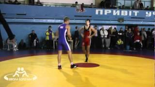 66kg Puziy vs Paramonov