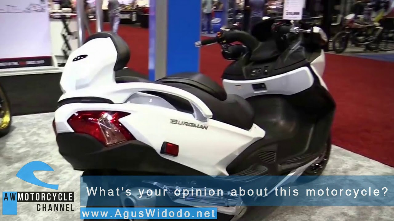 suzuki burgman 650 executive scooter 2017 give review for 2018 2019