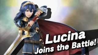 Super Smash Bros 4 (3DS) - How to Unlock Lucina (Guide & Walkthrough)