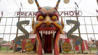 pov : you're in the freak show