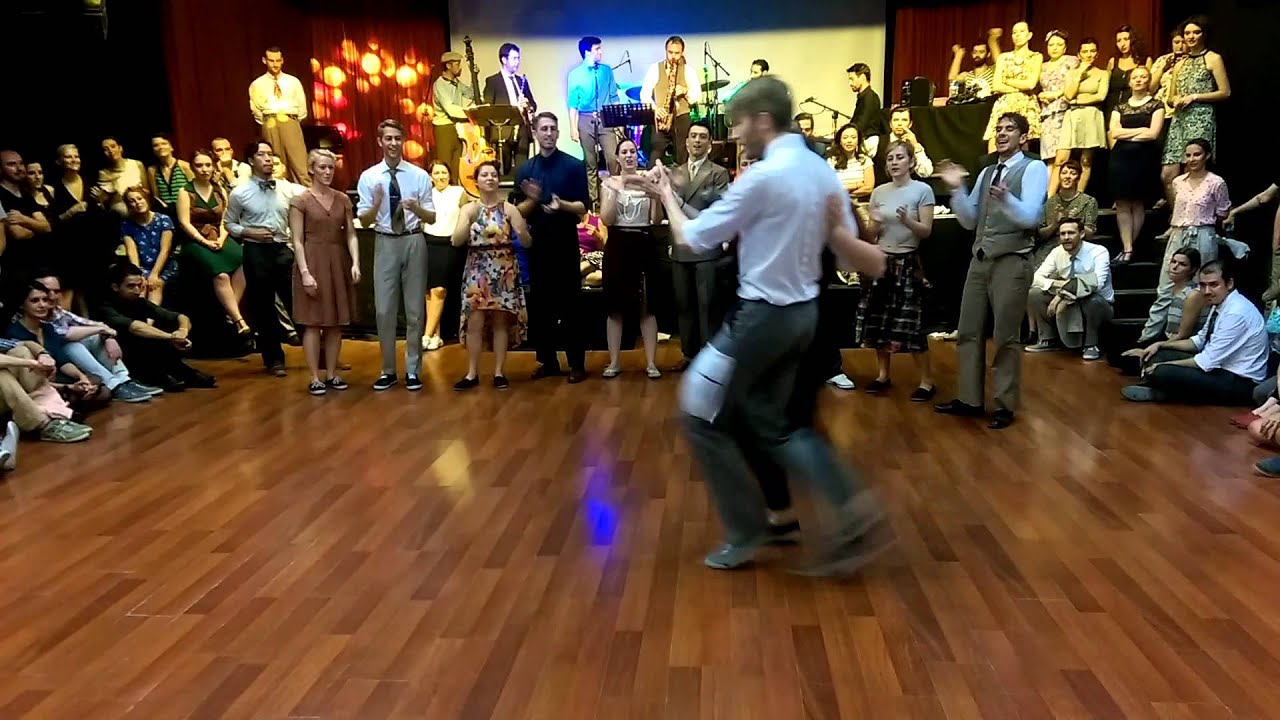 Orient Lindy Express 2015 - Strictly Lindy Finals