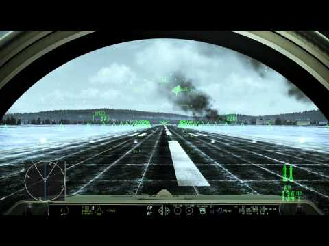 PS3 Longplay [091] Ace Combat Assault Horizon part (2 of 3)
