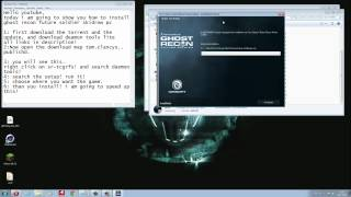 How to install Tom Clancys Ghost Recon Future Soldier SKiDROW PC