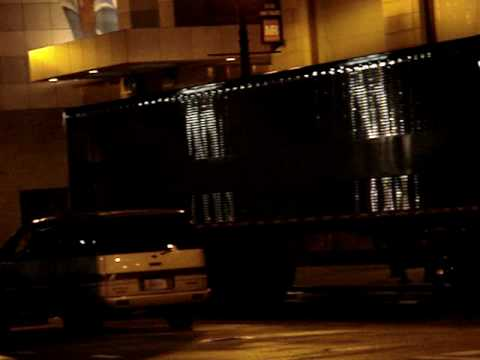 Transformers 3 Filming in Chicago (pt 4)