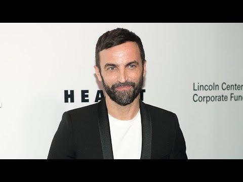 Louis Vuitton's Nicolas Ghesquiere Praises A List Clients, Takes a Stand Against Abuse