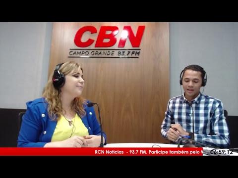 RCN Notícias (12/02) - com Vivian Krajewski e Ronie Cruz