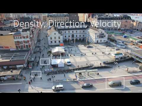 IoT Video Analytics for Smart Cities
