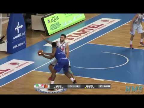 Andy Ogide 2017-18 Season Highlights