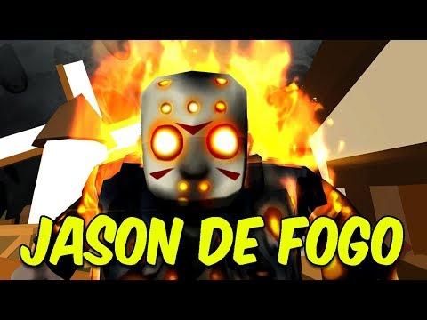 JASON DE FOGO É TOP | Friday the 13th Killer Puzzle #11