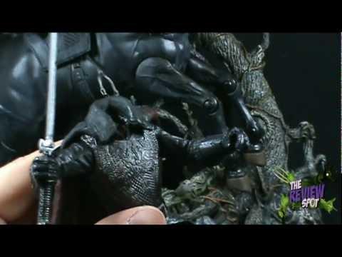Spooky Spot 2011 - McFarlane Toys Sleepy Hollow Deluxe Headless Horseman