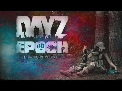 Découvérte Arma 2 - Mod : DayZ EPOCH [FR]