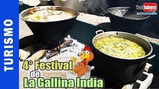 Asi Se Vivio El 4 Festival De La Gallina India En Dulce Nombre De Maria Chalatenango