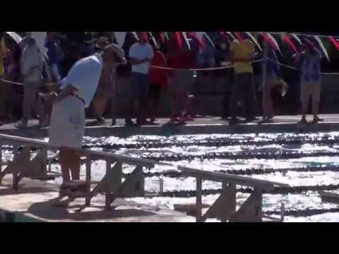 BROOKE MING - 10-25-2014 - Kamehameha Swim Club - 50 Meter Butterfly