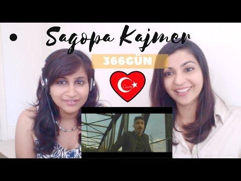 Sagopa Kajmer-  366.Gün-- Reaction Video! / TURKISH RAP REACTION