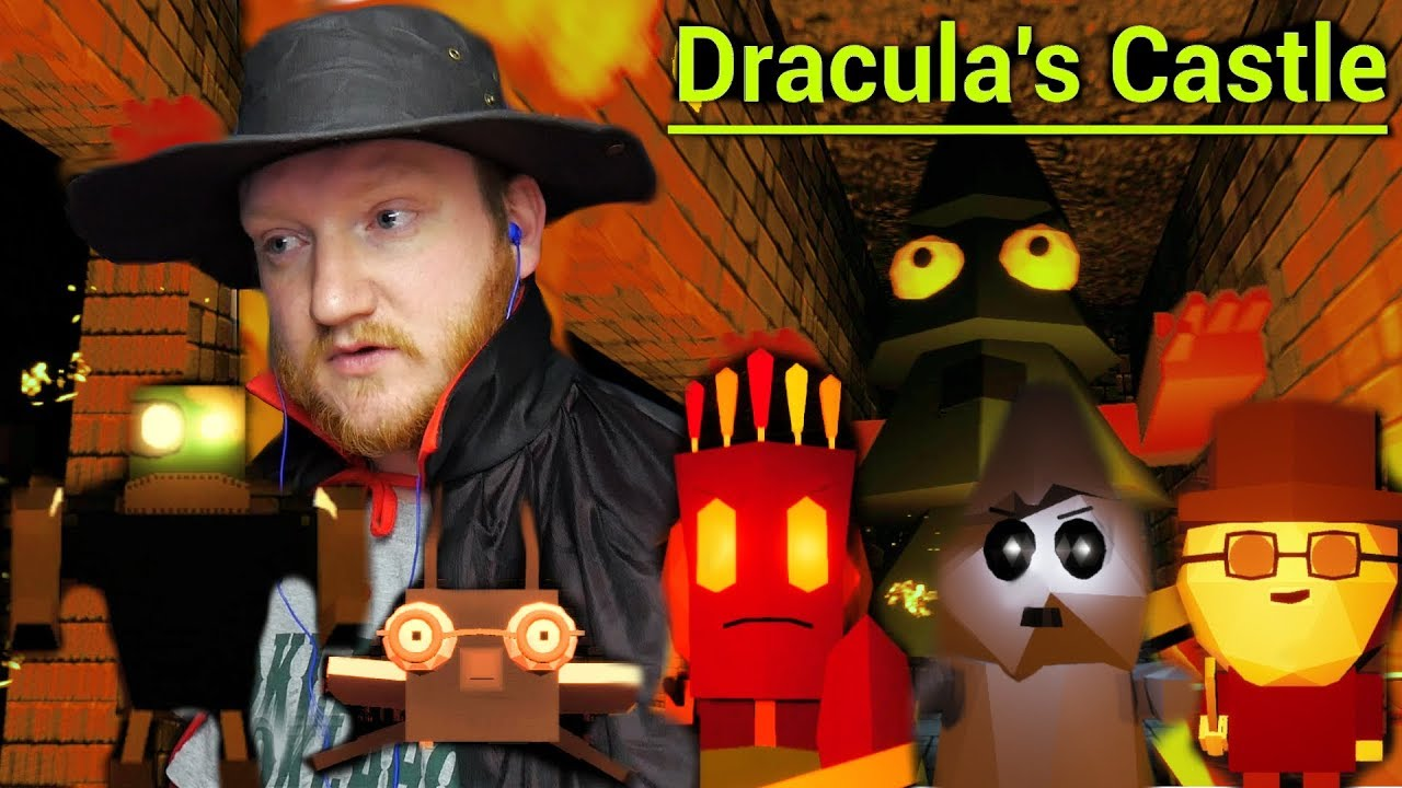 Dracula's Castle (Beta) | Part 1 | Saving Van Nathan