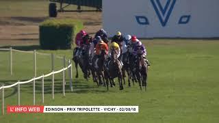 Vidéo de la course PMU PRIX TRIPOLETTE