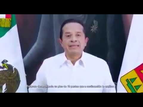 El Gobernador Carlos Joaquin, anuncia plan de 10 puntos en materia de seguridad.