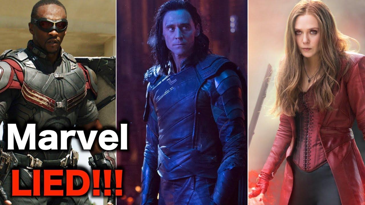 Marvel Studios Is LYING To You
