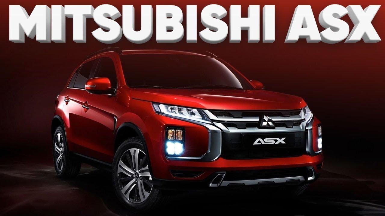 Засадили новый ASX / Новый Mitsubishi ASX / Большой Тест Драйв / Эксклюзив