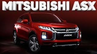 Новый Mitsubishi ASX 2019 // Большой дест-драйв