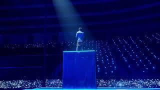 関西ジャニーズJrあけおめコンサート~関ジュがぎゅーっと大集合~ メンカラメドレー 青色 何万回だって「君が好き」