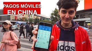 En China pago TODO con el móvil: Alipay vs Wechat Pay