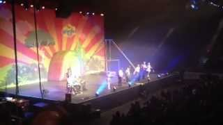 the wiggles october 28 2012 vancouver waltzing matilda