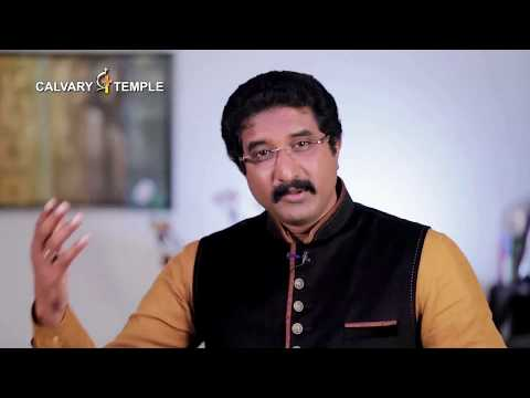 Daily Promise and Prayer by Bro. P. Satish Kumar from Calvary Temple - 16.10.2017