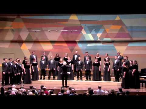 Rihards Dubra: Stetit Angelus - University of Houston Moores School Concert Chorale