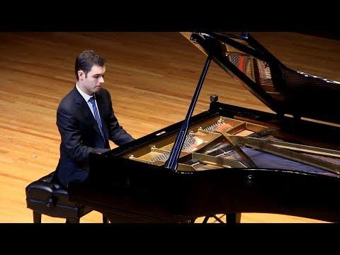 Drew Petersen at UIndy | Chopin Waltz in A flat Major