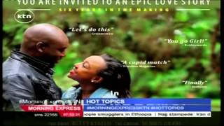 The Lowdown: Betty Weds Dennis (Details of Betty Kyalo and Dennis Okari Wedding)