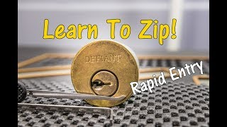 [90] How To Zip Open Your First Lock Mp3