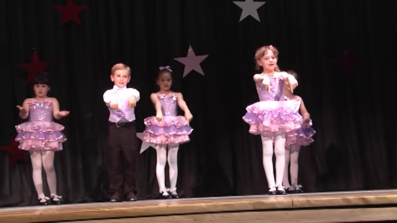 Langlois-Racine Dance part two  6-2-11