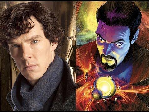 Benedict Cumberbatch is ly DOCTOR STRANGE  AMC Movie