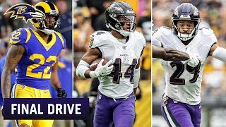 Ravens Eager to Welcome Marcus Peters | Ravens Final Drive