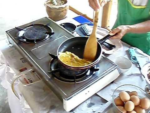 Тайский омлет