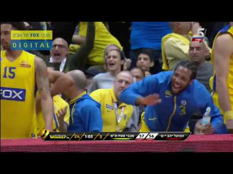 Maccabi Weekly Top 5 Plays - Cup Final Edition!