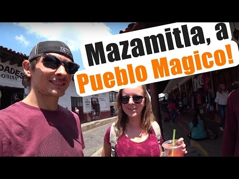 MAZAMITLA - One of the MOST BEAUTIFUL PLACES in Mexico?