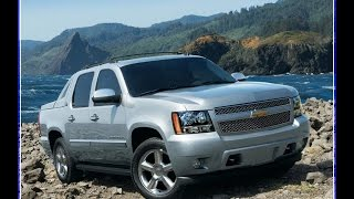 Chevy Avalanche 2017 Limited Series Specs And Reviews