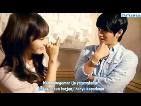 Jung Eun Ji & Seo In Gook - All For You (Chaesareza Indo Sub) OST Reply 1997