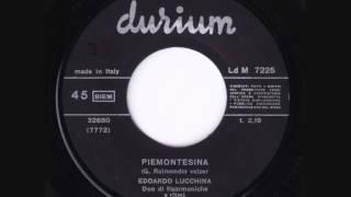 Edoardo Lucchina - Piemontesina (1962)