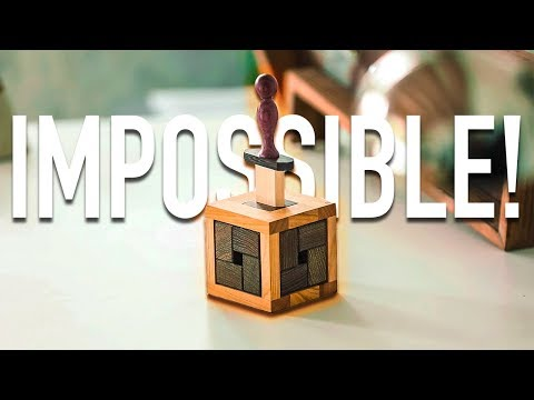 The IMPOSSIBLE Excalibur Puzzle!!