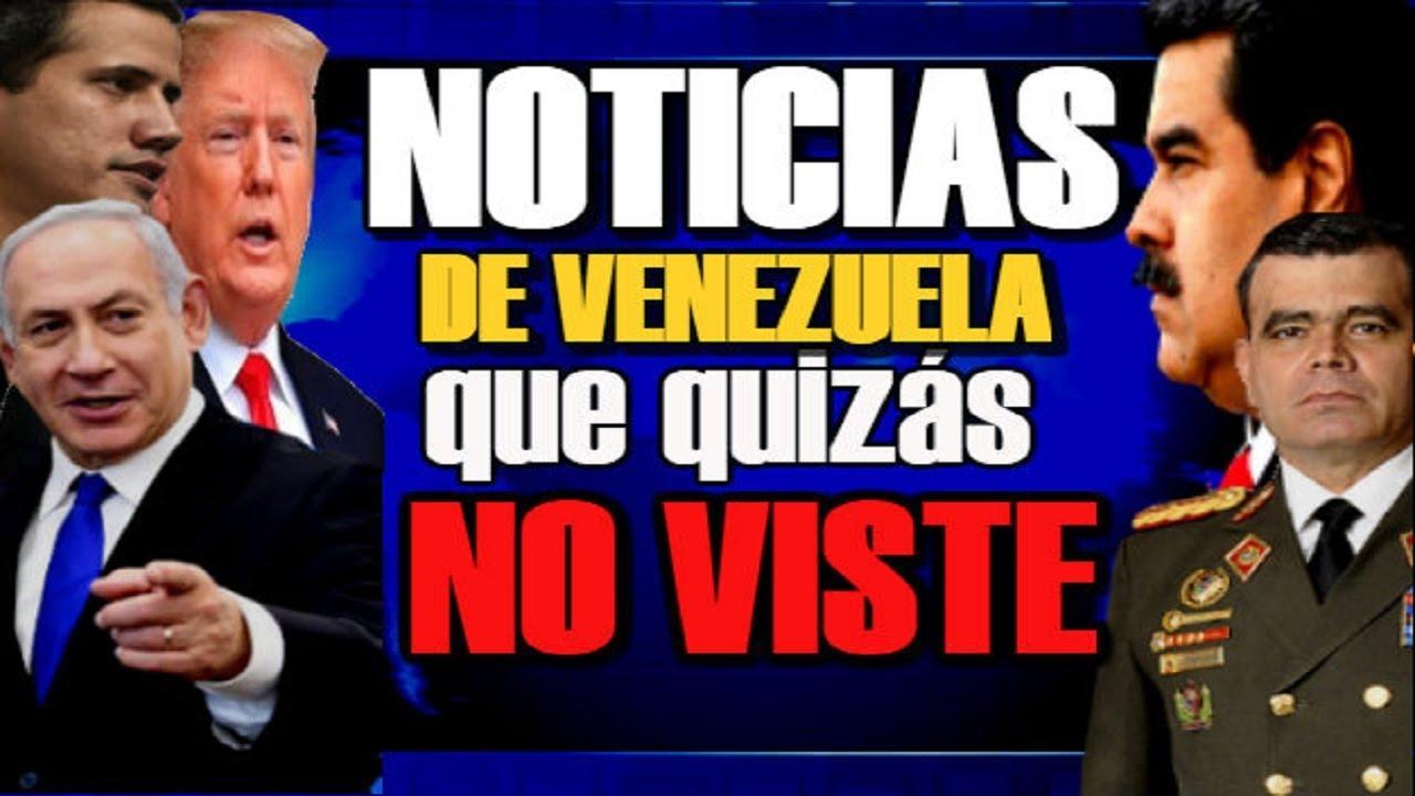 🔴Noticias de venezuela que quizas no viste ayer 29 de julio 2020. noticias,venezuela,maduro,israel.🔥