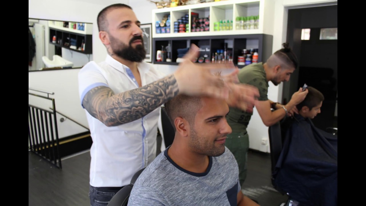 Coiffeur Ismail Basel  YouTube