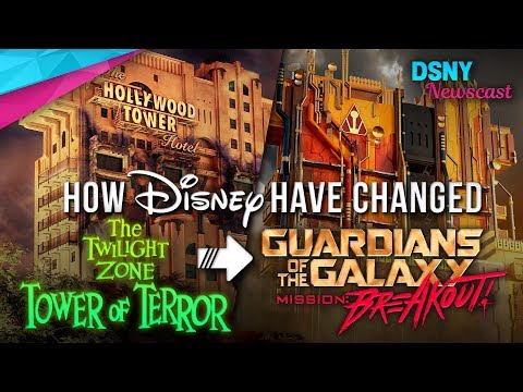 Thumbnail: What Remains of 'Tower of Terror' within ALL NEW 'Mission: BREAKOUT!' - Disney News - 5/25/17
